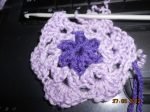 undid some pinky purple. Its all nice and kinky