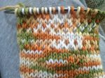 playing with slip stitches